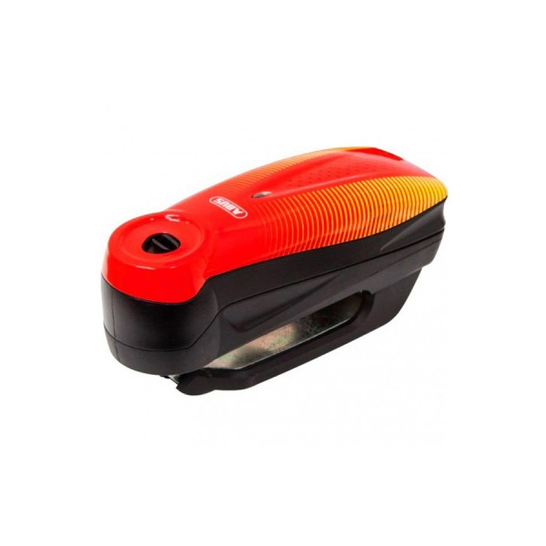 ANTIRROBO DISCO-ALARMA ABUS DETECTO 7000 RS1 SONIC RED