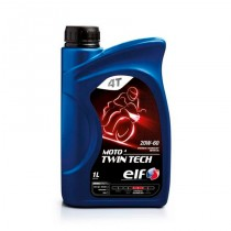 ACEITE ELF MOT 4 TWIN 20W60 4L