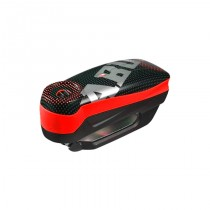 ANTIRROBO DISCO-ALARMA ABUS DETECTO 7000 RS1 PIXEL RED