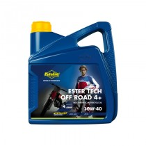 ACEITE PUTOLINE ESTER TECH OFF ROAD 4T 10W-40 4L
