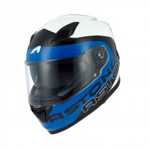 CASCO ASTONE GT900 APOLLO AZUL-BLANCO