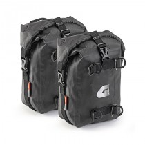 ALFORJAS GIVI UNIVERSALES MOTOR 5 LITROS IMPERMEABLE